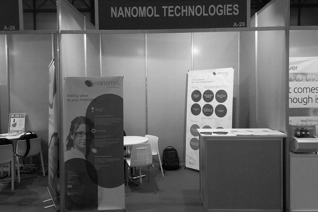 Nanomol Technologies exhibiting at Farmaforum2019
